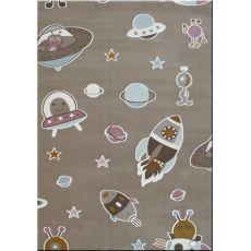 Παιδική χαλομοκέτα Baby Planet 070 Beige